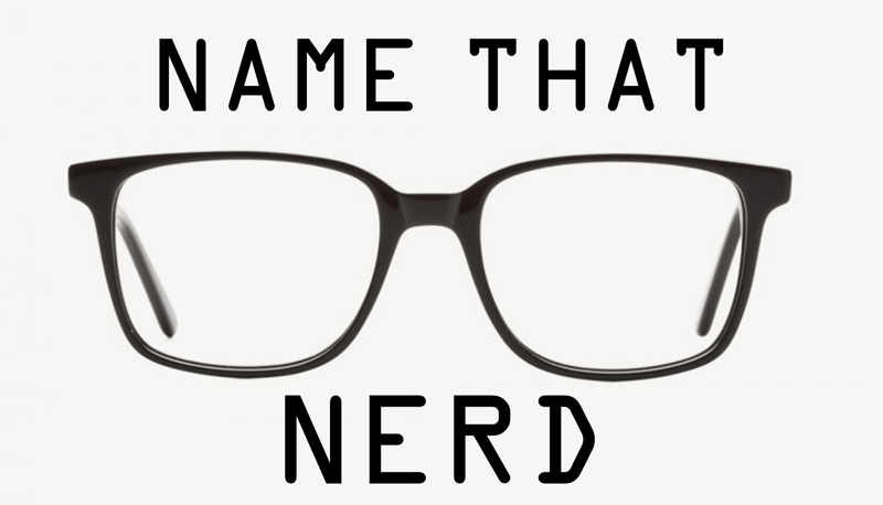 Image result for nerd names